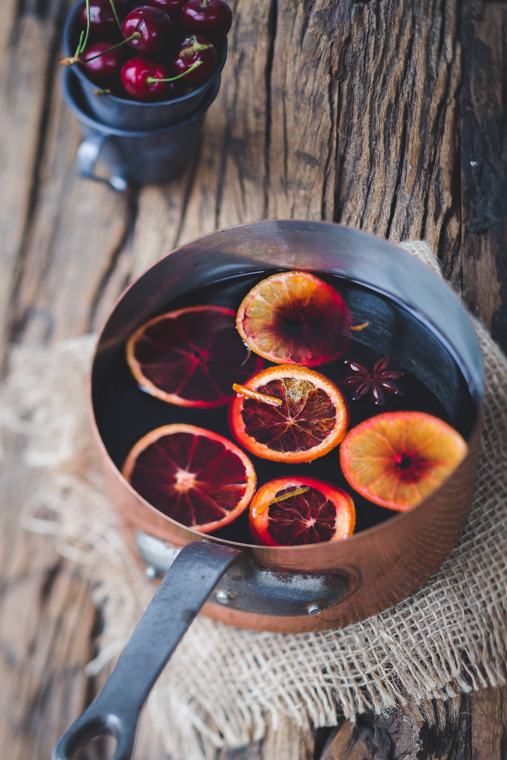three easy fall drinks to make for thanksgiving weekend