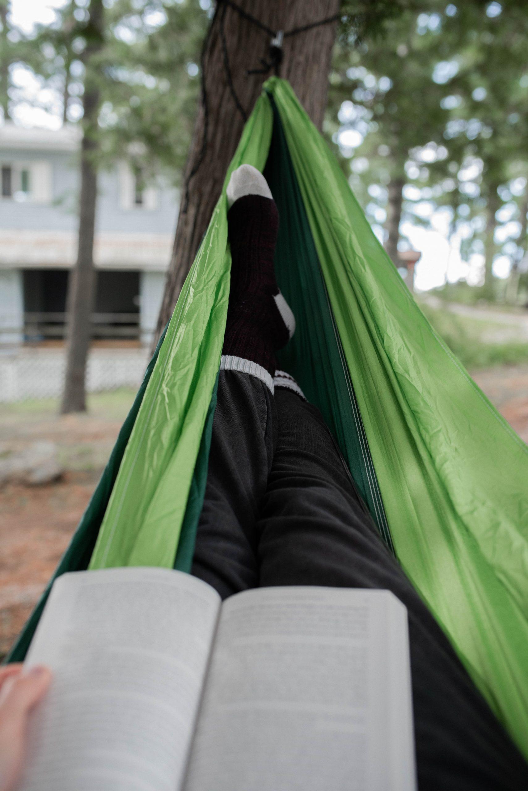 hammock in muskoka