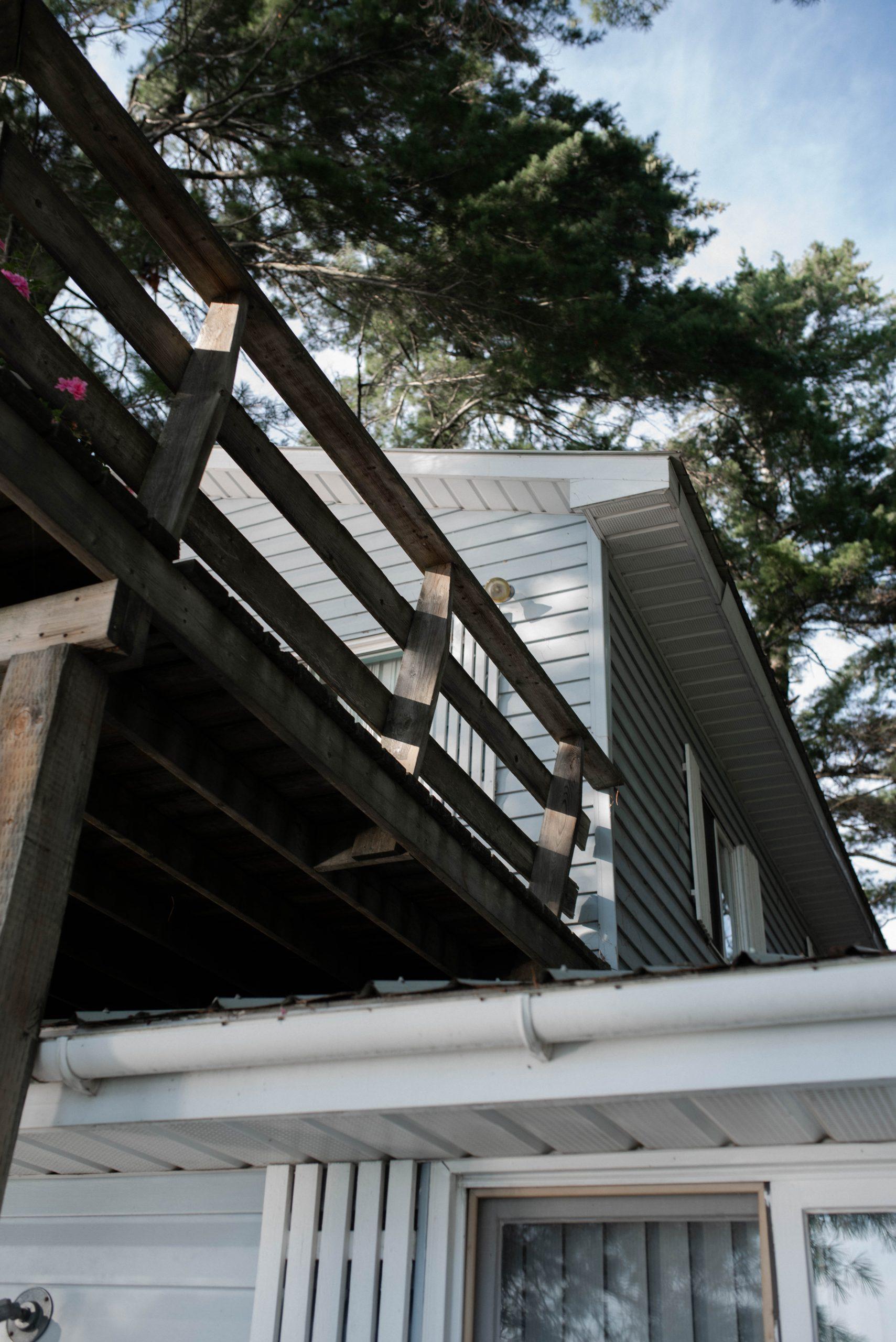 cottage in muskoka