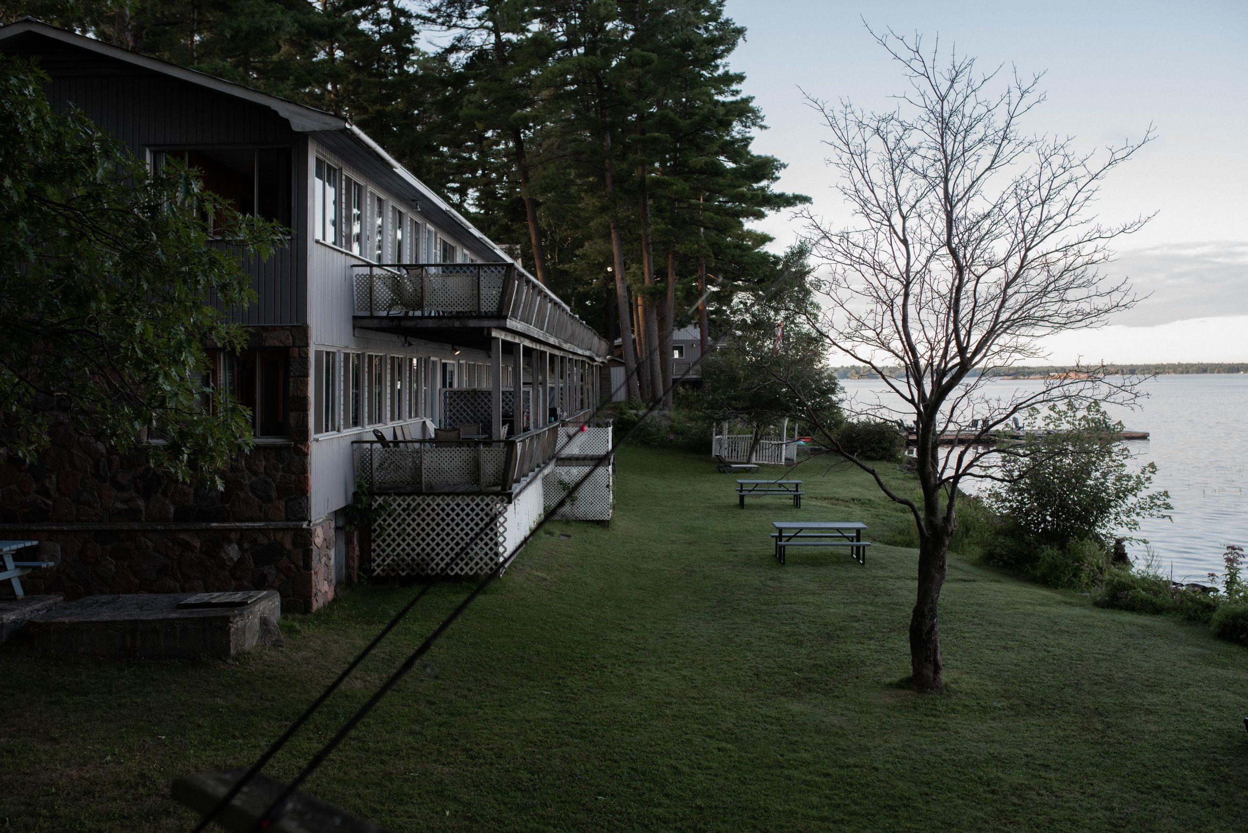 Morning in Muskoka