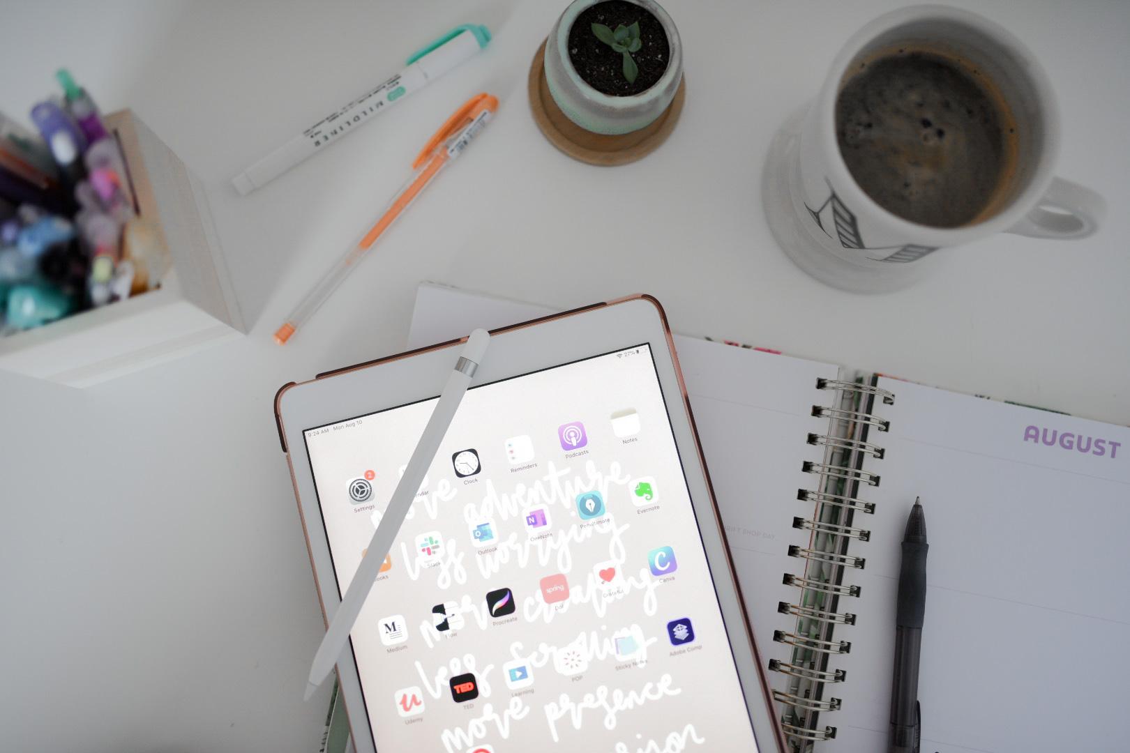 using the five organizational tools I love