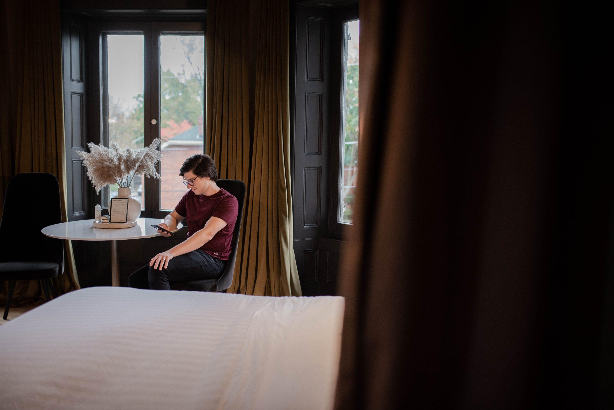 48 hours in kingston ontario - rosemount inn