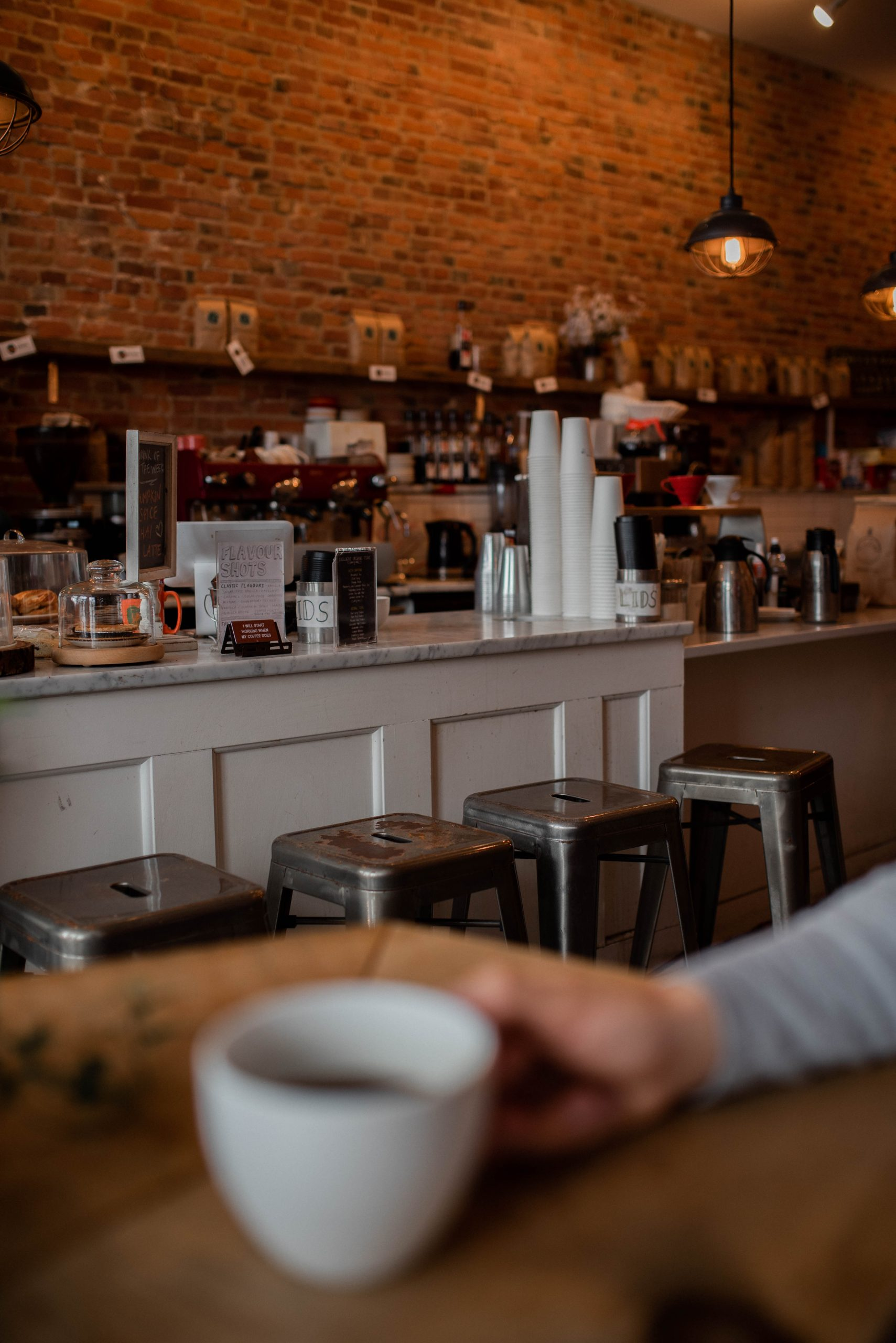 kingston coffee house